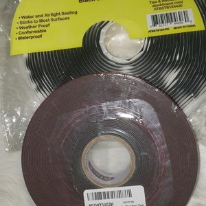Other - 2 TAPES- Butyl Seal Tape+ Double-Sided mount tape